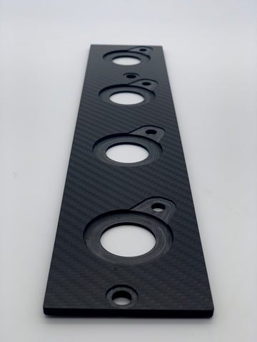 "JDC ""Show Series"" COP Mounting Plates (Evo 4-9) - JD Customs U.S.A"
