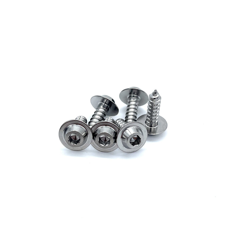 JDC Titanium Self-Tapping Screws (Universal)