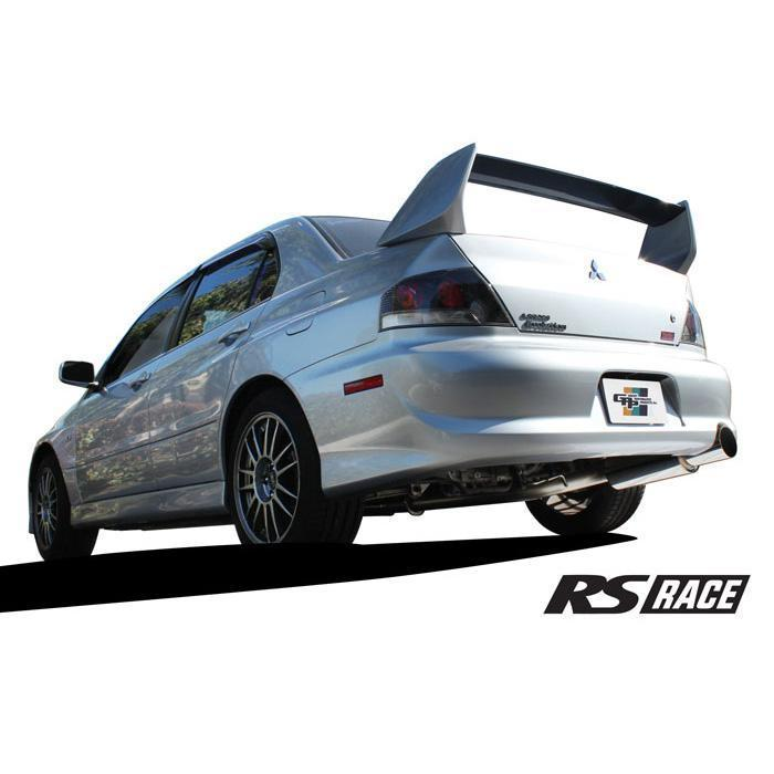 GReddy RS Race Exhaust (Evo 8/9)