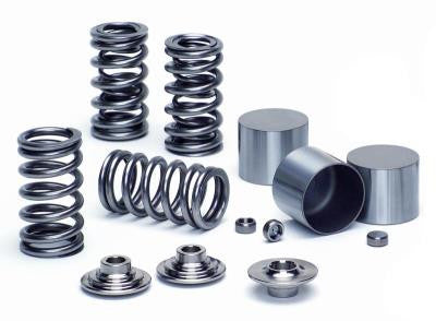 SUPERTECH SINGLE VALVE SPRING AND RETAINER KIT (DSM / EVO 4G63)