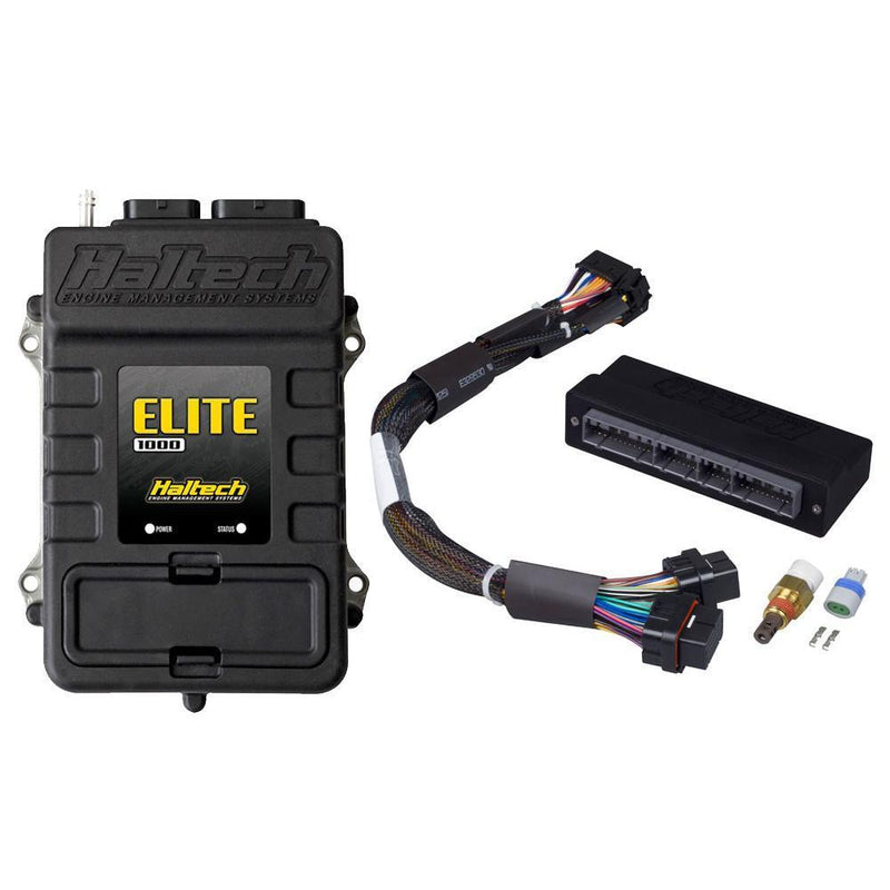 Haltech Elite 1000 Plug & Play ECU | 96-05 Mitsubishi Evo 4-8 5MT / 95-99 2G DSM Turbo MT