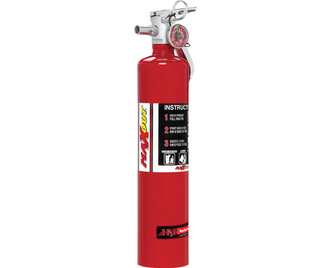 H3R MaxOut 2.5lb Fire Extinguisher - Dry Chemical