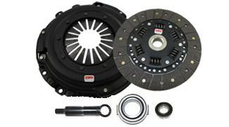COMPETITION CLUTCH STAGE 2 - STREET SERIES 0100 CLUTCH KIT | 2003-2006 MITSUBISHI EVO 8 - 9 (5152-0100) - JD Customs U.S.A