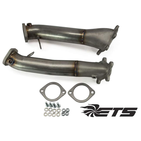 "ETS 3"" Downpipes (R35 GT-R) - JD Customs U.S.A"