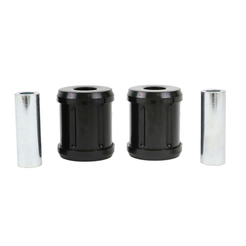 Whiteline Rear Trailing Arm Bushings - Lower Front Position (Evo 4-9)