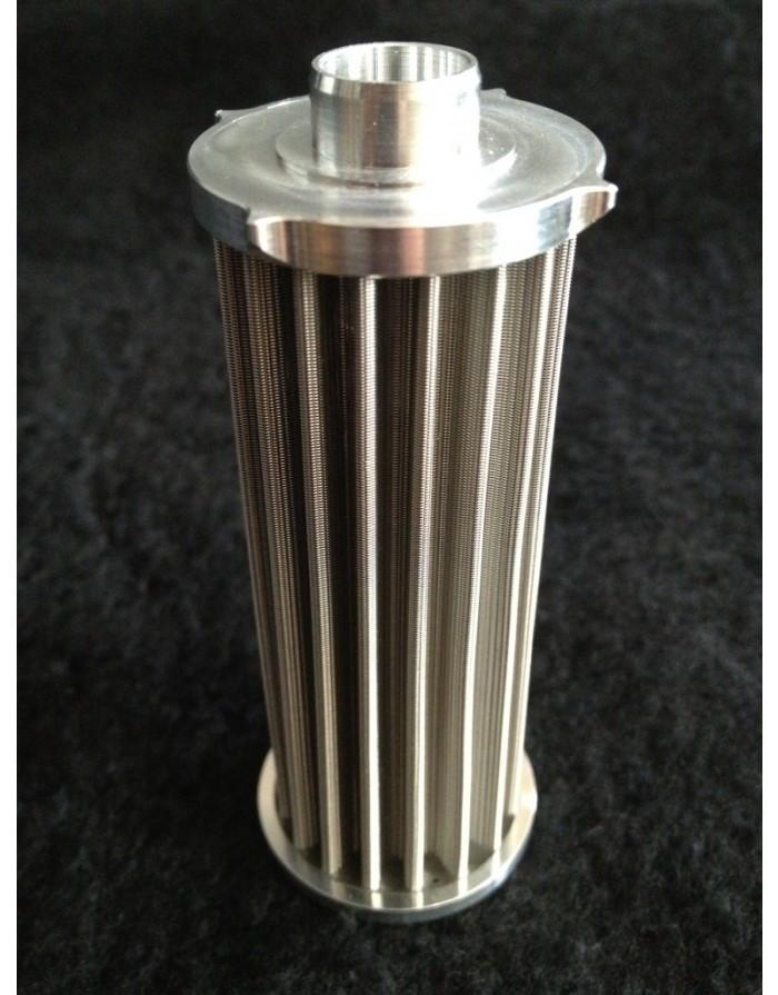 SSP Stainless Steel Transmission Lifetime Filter (08-15 Evo X) EVOX-SSTF - JD Customs U.S.A