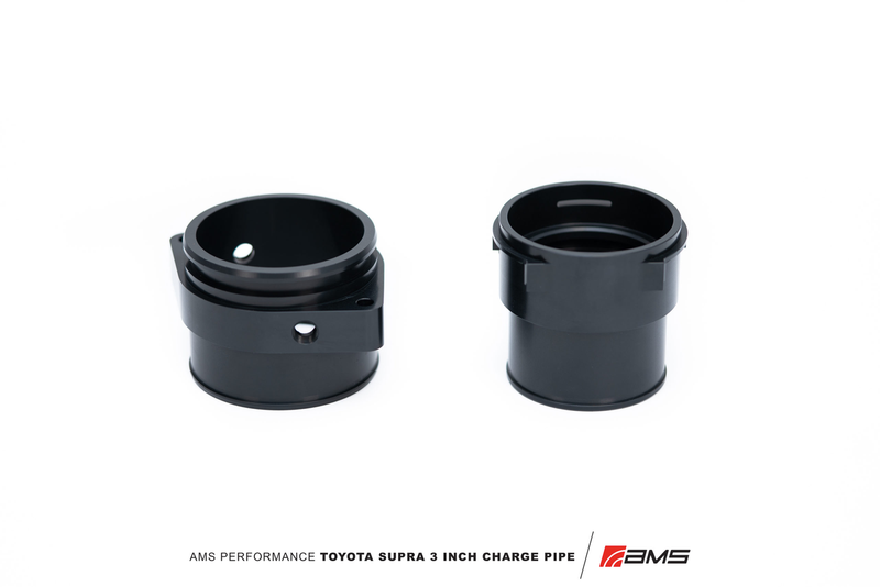 "AMS Performance 3"" Intake Charge Pipe (MK5 Supra)"