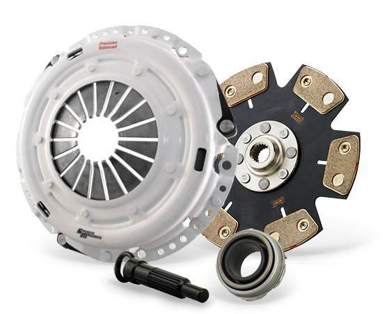 Clutch Masters FX500 Clutch Kit with High Rev Pressure Plate (Evo 7-9)