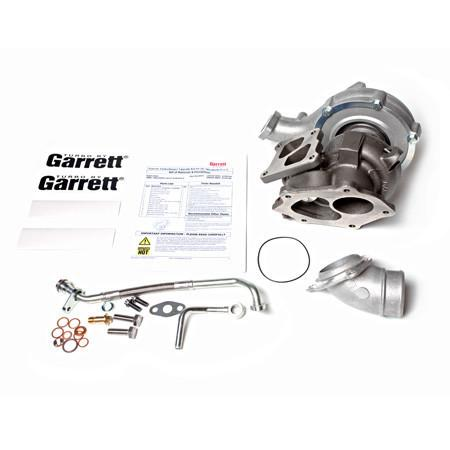 ATP DUAL BALL BEARING TWIN-SCROLL BOLT-ON TURBO KIT - INTERNALLY WASTEGATED | 2007-2015 MITSUBISHI EVO X (ATP-VEVO-021)