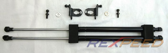 Rexpeed Hood Dampers (MK4 Supra) - JD Customs U.S.A
