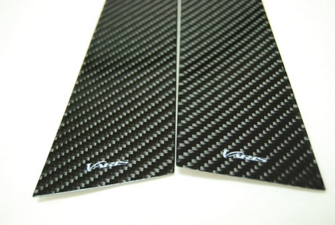 Varis Carbon Fiber Pillar Trim (Evo 7/8/9)
