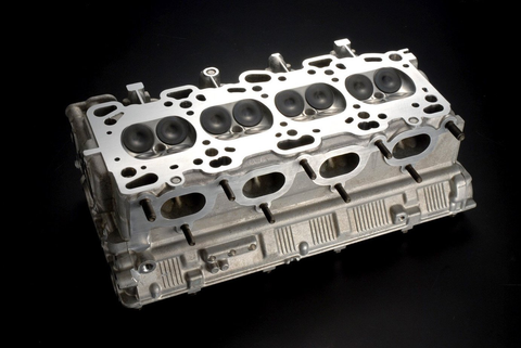Tomei Phase 1 Complete Cylinder Head (Evo 8) - JD Customs U.S.A