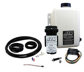 AEM V2 WATER / METHANOL INJECTION SYSTEM W/ 1 GALLON TANK - INTERNAL MAP | (30-3300)