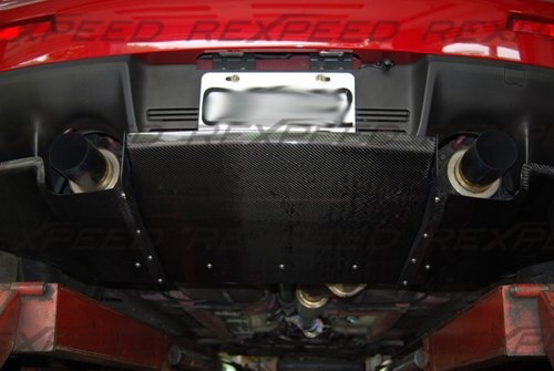 Rexpeed VA-Style Carbon Diffuser (Evo X) - JD Customs U.S.A