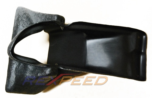 Rexpeed Oil Cooler Duct (Evo 7/8) - JD Customs U.S.A