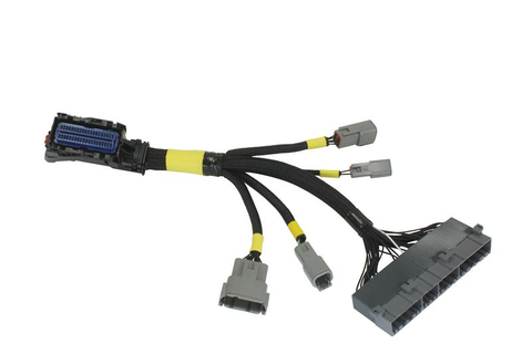 AEM Infinity Plug & Play Harness for Series 5 ECU (Evo 8 Only) - JD Customs U.S.A