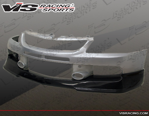 VIS G Speed Carbon Fiber Front Lip (Evo 9)