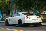 Rexpeed Dry Carbon Fiber Wing (GT-R R35) - JD Customs U.S.A