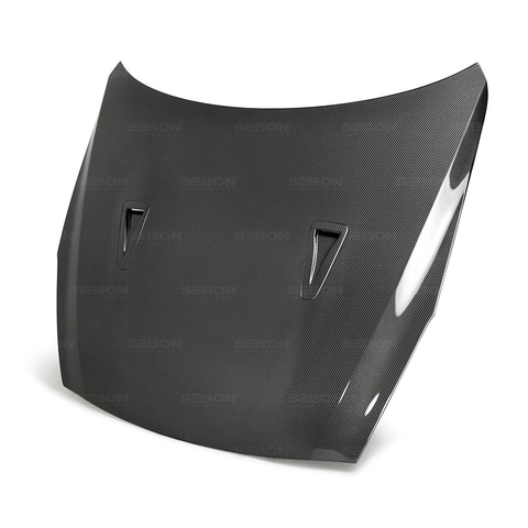 Seibon OEM-Style Carbon Fiber Hood (09-16 GT-R) - JD Customs U.S.A