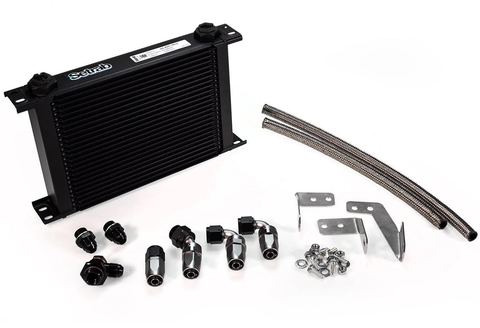 MAP Oil Cooler Kit for (Evo 8/9) - JD Customs U.S.A
