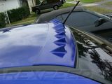 Rexpeed Vortex Generator (Evo 7/8/9) - JD Customs U.S.A