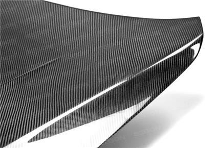 Seibon DV-Style Carbon Fiber Hood (Evo X) - JD Customs U.S.A