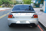 Rexpeed Type-D Carbon Fiber Trunk Spoiler (Evo 7/8/9) - JD Customs U.S.A