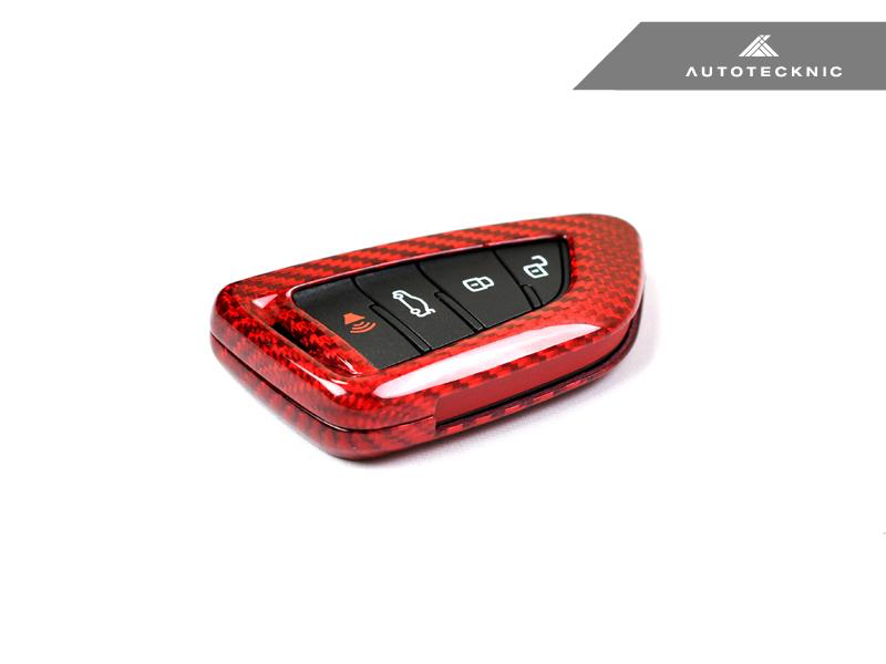 Autotecknic Dry Carbon Key Case (MK5 Supra) - JD Customs U.S.A