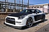 Seibon OEM Style Carbon Fiber Side Skirts (09-16 GT-R) - JD Customs U.S.A