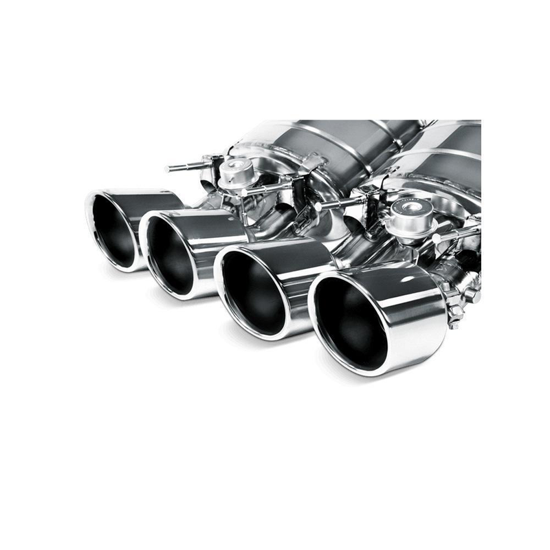 Akrapovic Tail Pipe Set (R35 GT-R) - JD Customs U.S.A