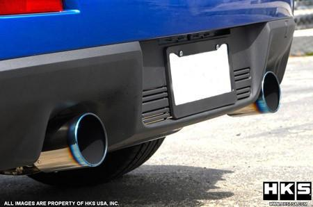 HKS Legamax Premium Exhaust (Evo X) - JD Customs U.S.A