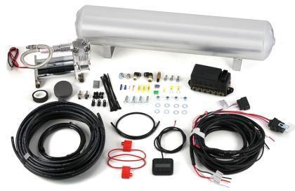 "Air Lift Performance Autopilot V2 Digital Air Management 3/8"" Air Line w/ Tank (27669) (Universal) - JD Customs U.S.A"