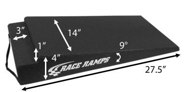 "Race Ramps | 4"" Rack Ramps 