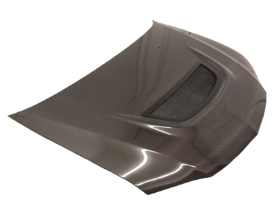 VIS OEM Style Carbon Fiber Hood (Evo 7/8/9) - JD Customs U.S.A