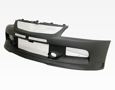 VIS MR Style Front Bumper with SE Lip (Evo 7/8/9)