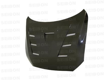 Seibon TS-Style Carbon Fiber Hood (Evo X) - JD Customs U.S.A
