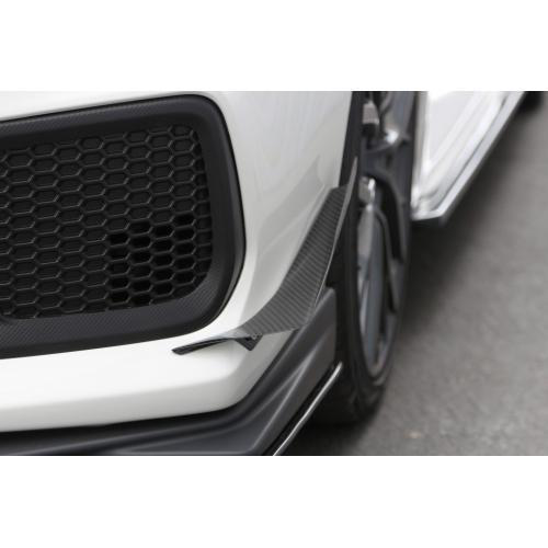 APR Performance Carbon Front Bumper Single Canards (18-20 WRX/STI)