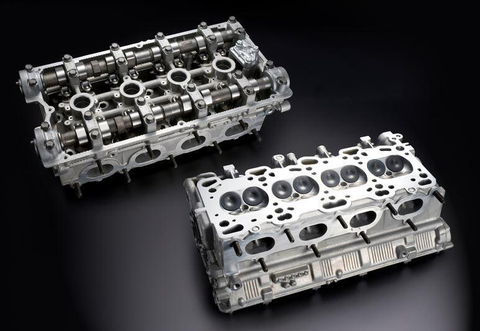 Tomei Phase 2 Complete Cylinder Head (Evo 8) - JD Customs U.S.A