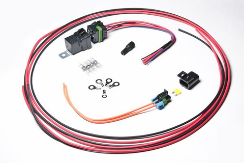 Radium DIY Fuel Pump Wiring Kit - JD Customs U.S.A