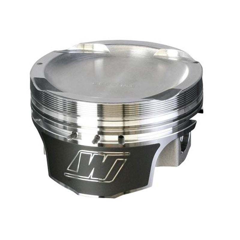 WISECO PISTON, SHELF STOCK MITS TURBO DISH -10CC 1.378 X 85.5 - JD Customs U.S.A