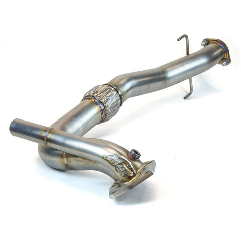 MAP STAINLESS STEEL O2 ELIMINATOR DOWNPIPE | 2003-2007 MITSUBISHI EVO 8/9 (EVO-O2E)