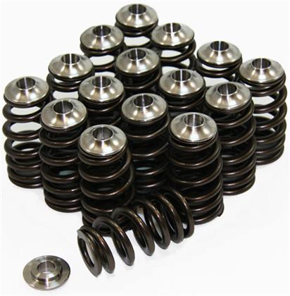 GSC  Beehive Valve Springs w/ Titanium Retainers (Evo 1-9/DSM/ Eclipse) - JD Customs U.S.A
