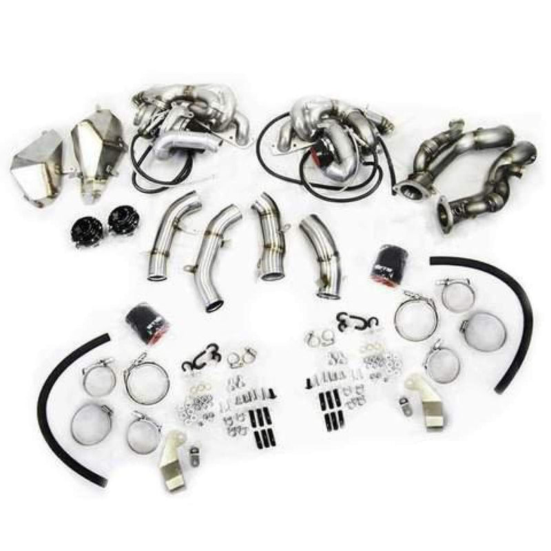 ETS LHD Stock Location Turbo Kit (09+ GT-R)