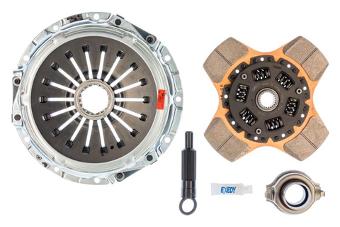 EXEDY CERAMETALLIC STAGE 2 CLUTCH KIT | 2008-2015MITSUBISHI EVO X (05952A/HD) - JD Customs U.S.A