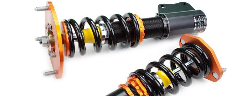 KSport Version RR Damper System (Evo 8/9) - JD Customs U.S.A