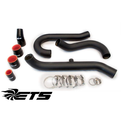 ETS Short Route Upper and Lower Intercooler Piping Kit (Evo 8/9) - JD Customs U.S.A