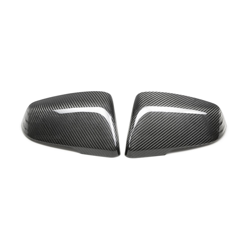 Seibon Carbon Fiber Mirror Caps (MK5 Supra) - JD Customs U.S.A