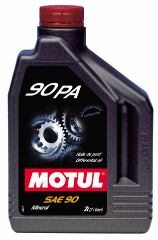 Motul 90PA Mineral Transmission Fluid (Multiple Applications) - JD Customs U.S.A
