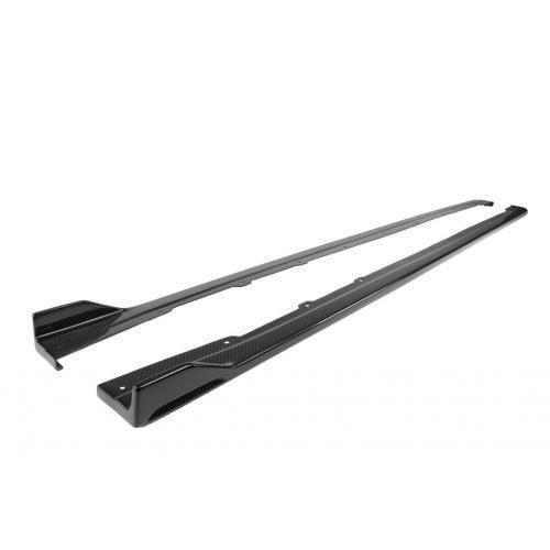 APR Performance Carbon Fiber Side Rocker Extensions (15-20 WRX/STI)