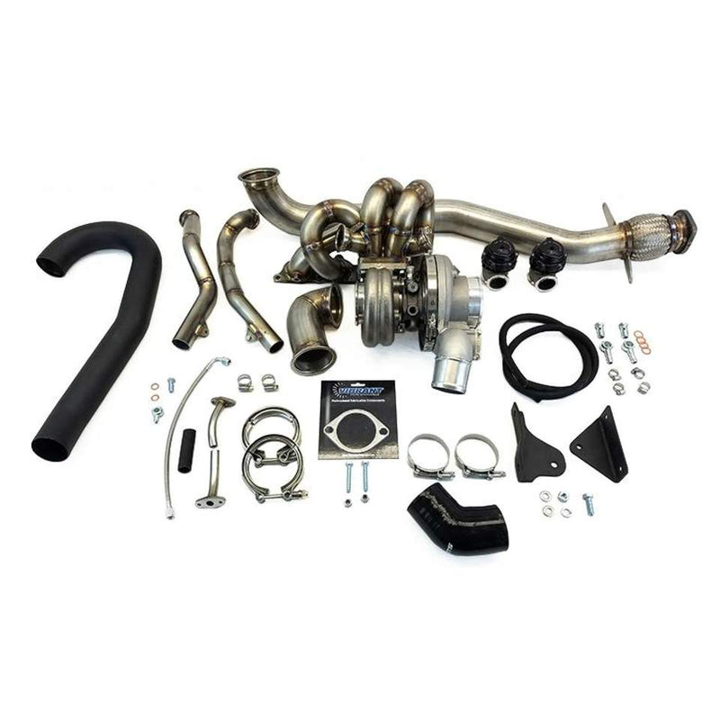 ETS Stock Placement Single Scroll Turbo Kit (Evo 8/9)